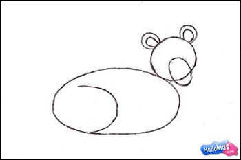 Como desenhar um leopardo
