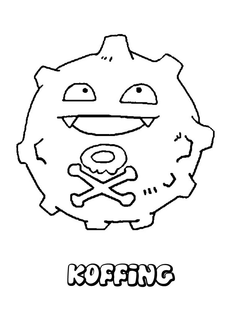 lotad pokemon coloring page
