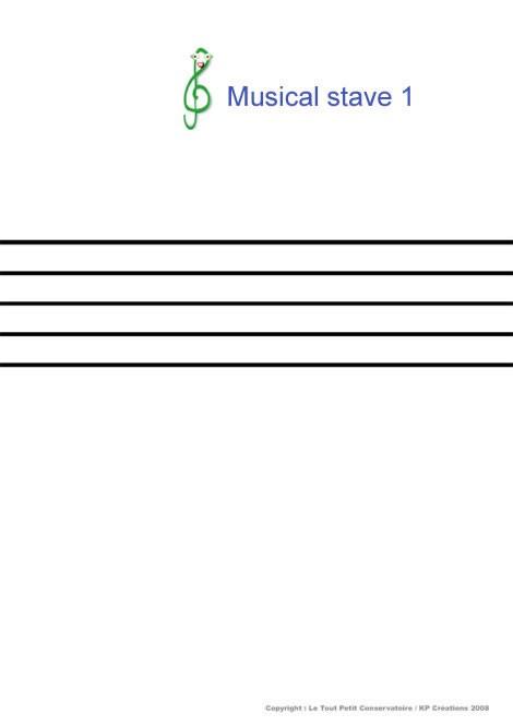 A pauta musical