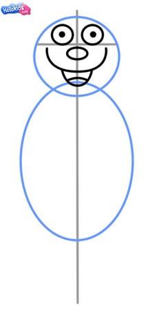 Como desenhar um urso polar