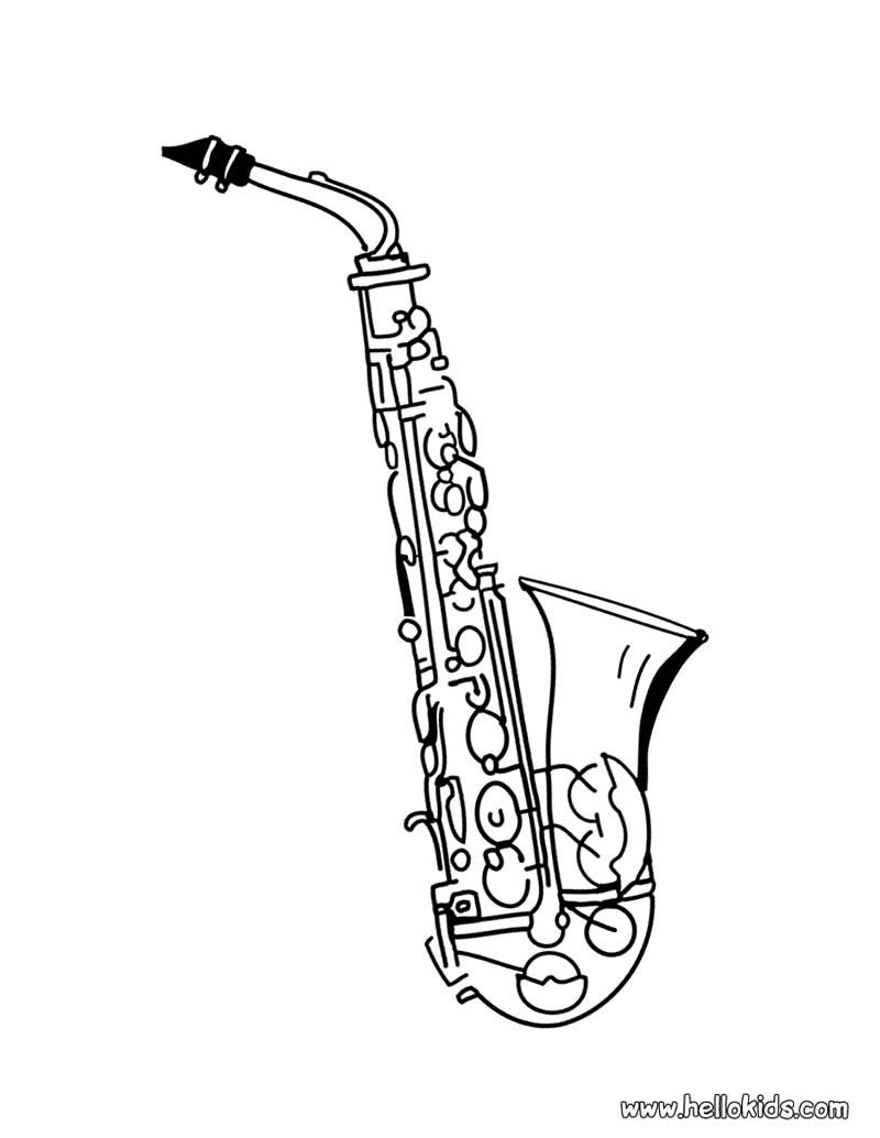 Desenhos Para Colorir De A Pauta Musical Pt Hellokids Com