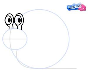 Como desenhar um Caracol