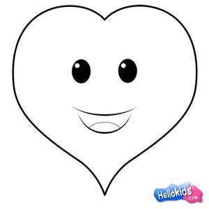 Como desenhar um coração para o Dia dos Namorados