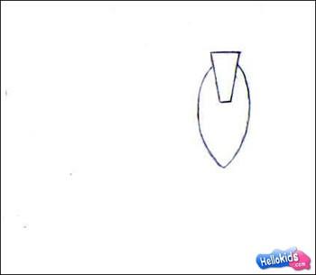 Como desenhar um veado Uapiti