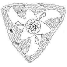 Mandala Baleia