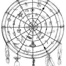 Mandala Roda de medicina