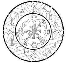 Mandala da pré-história