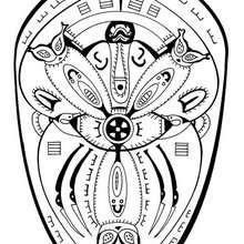 Mandala da Polinésia