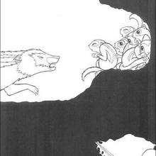 Kiriku e o ataque das Hyenas