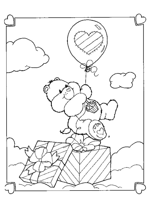 Desenhos Para Colorir De Desenho Do Feliz Aniversario Para Colorir