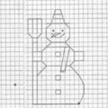 PATTERN of drawings - HOW TO DRAW lessons - Draw