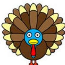 Dia de Ação de Graças, Como desenhar o THANKSGIVING