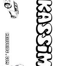 amor, Kassim