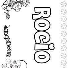 cartaz, Rocio