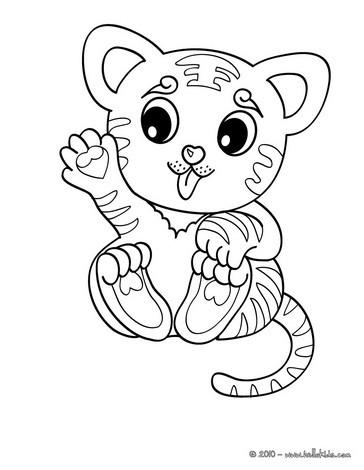 Desenhos Para Colorir De Desenho De Um Panda Para Colorir