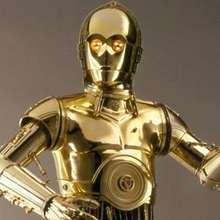 Quebra-cabeça do C3PO para crianças