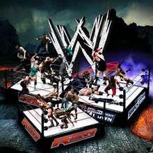 Quebra-cabeça de graça online do Raw SuperShow