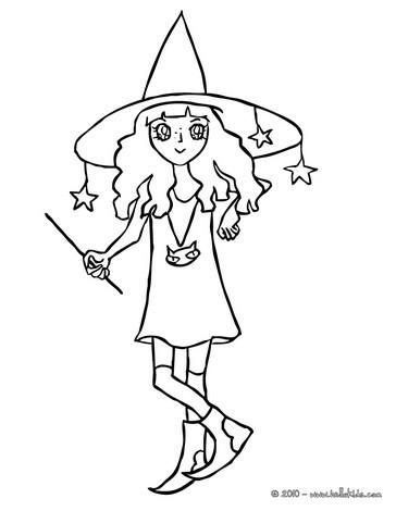 desenhos de bruxas para colorir desenhos para colorir imprima