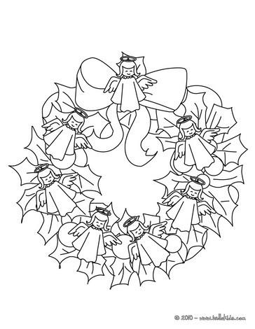 desenhos para colorir de desenho de velas para o natal para colorir