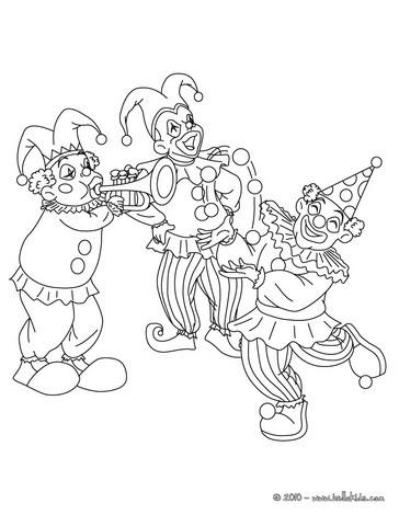 Páginas Para Colorir Carnaval Desenhos Para Colorir
