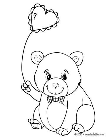 urso desenhos para colorir jogos gratuitos para crianças artes
