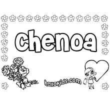 amor, Chenoa