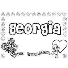 amor, Georgia
