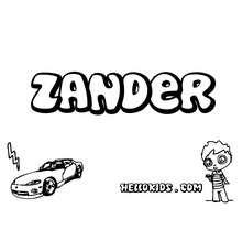 amor, Zander