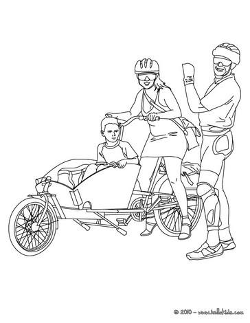 desenhos de bicicletas para colorir desenhos para colorir