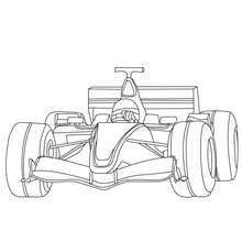Fórmula Um para pintar