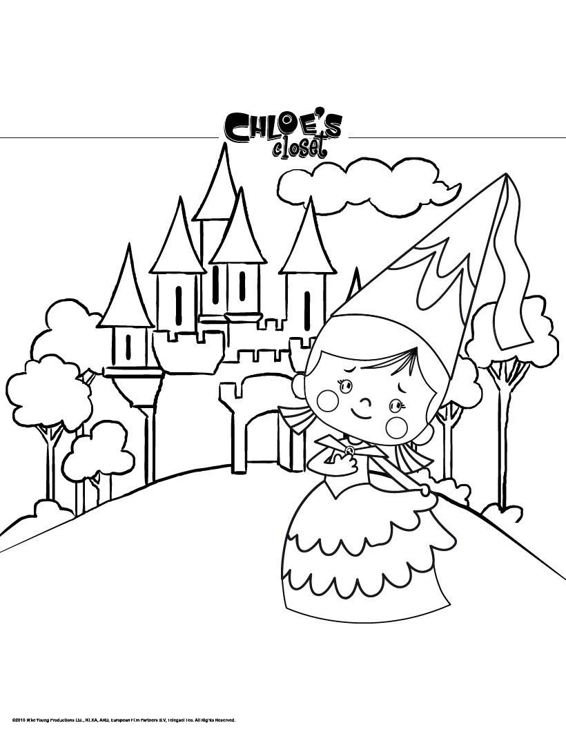 castelo desenhos para colorir jogos gratuitos para crianças leia