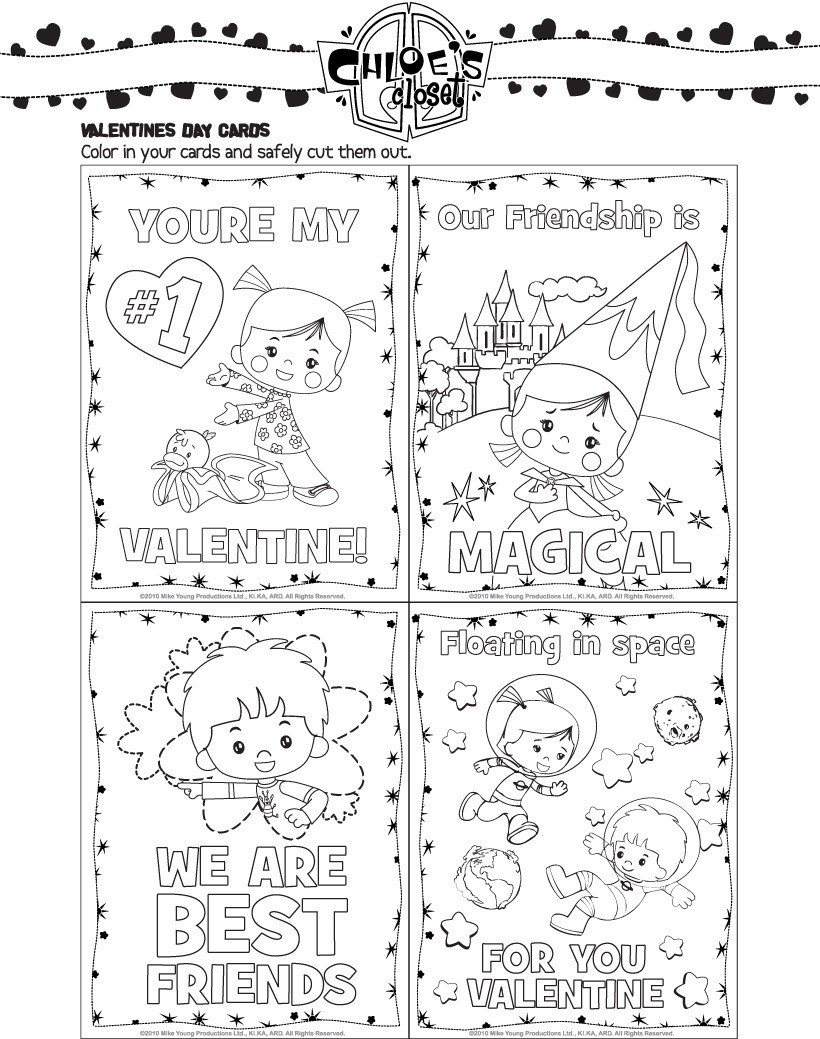 Cartões do Dia dos Namorados para imprimir