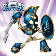 Quebra cabeça deslizante do herói CHOP CHOP de Skylanders