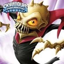 Quebra cabeça deslizante do monstro GHOST ROASTER de Skylanders