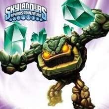 Quebra cabeça deslizante do personagem PRISM BREAK de Skylanders