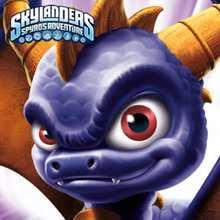 Quebra cabeça do SPYRO, personagem principal de Skylanders