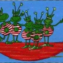 Os amigos E.T