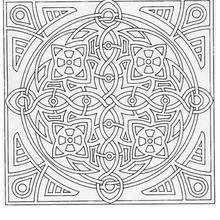 Mandala azulejo
