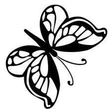 Desenho de uma Borboletinha para colorir