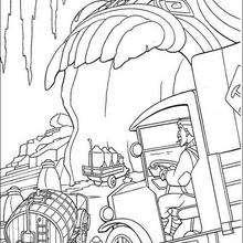 Caminhões em Atlantis