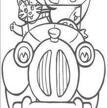 Colorindo o Rato Relojoeiro