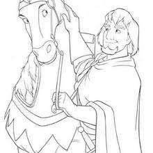 Colorindo Achilles e Febus