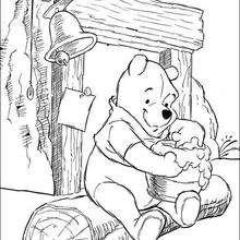 O guloso ursinho