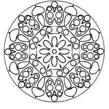 Mandala florzinha