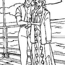 Anastásia e o seu querido Dimitri