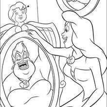 Úrsula e Ariel