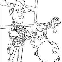 Woody pensando
