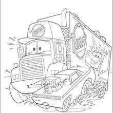 Carros: Mack, o super-caminhão