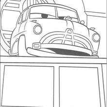 Carros: Doc Hudson