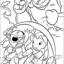 Lilo, Stitch e o capitão Gantu